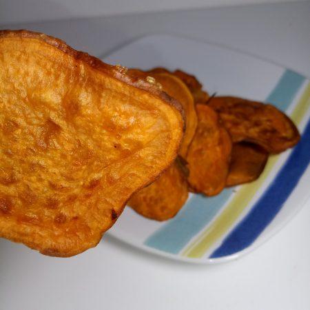 chip de batatas