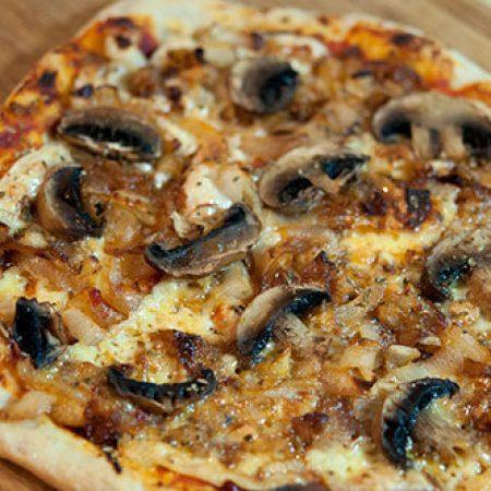 pizza integral 250