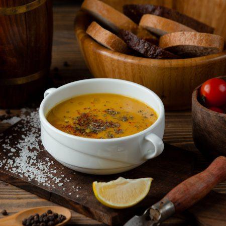 sopa legumbres